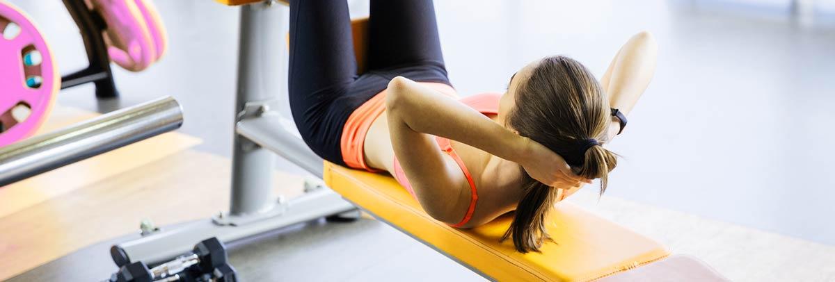 Bauchmuskel Training Fitnessstudio Rosenheim Bad Aibling