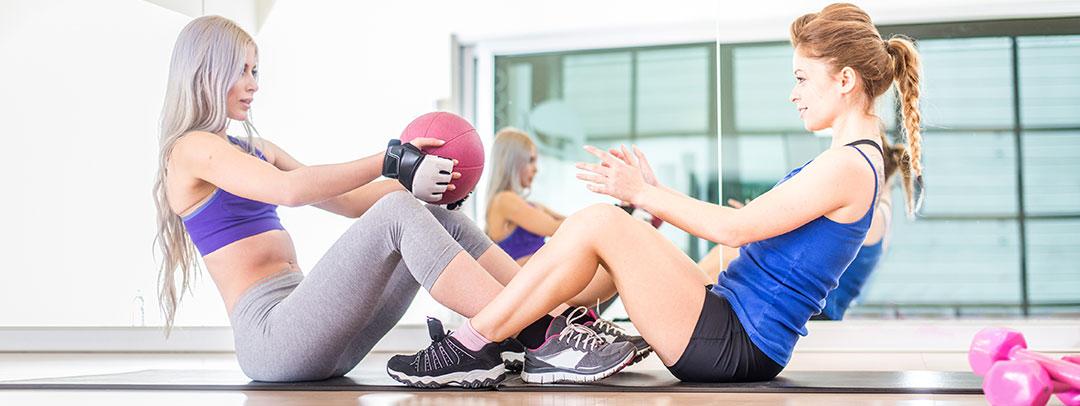 Abnehmen und Fettverbrennung im Fitnessstudio Rosenheim und Bad Abiling