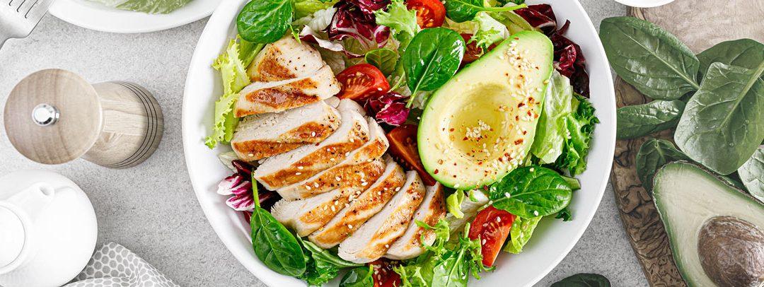 Ernährungsumstellung mit Ketogener-Ernährung – Lebensmittel für die Keto-Diät - Fitnessstudio Rosenheim Bad Aibling