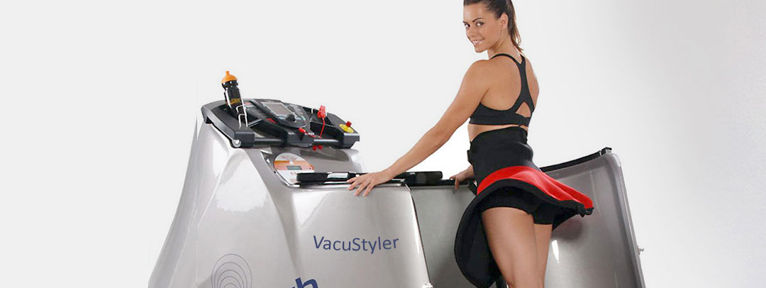 VacuStyler Training im Fitnessstudio Rosenheim und Bad Abiling